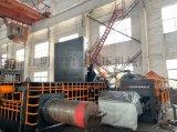 630吨卧式全自动重废压包机、废旧下脚料打块机