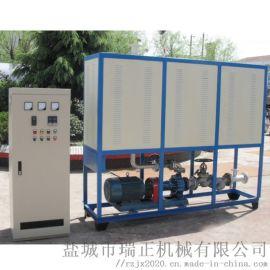 电加热油炉一体式压板机电加热模温机模具导热油炉