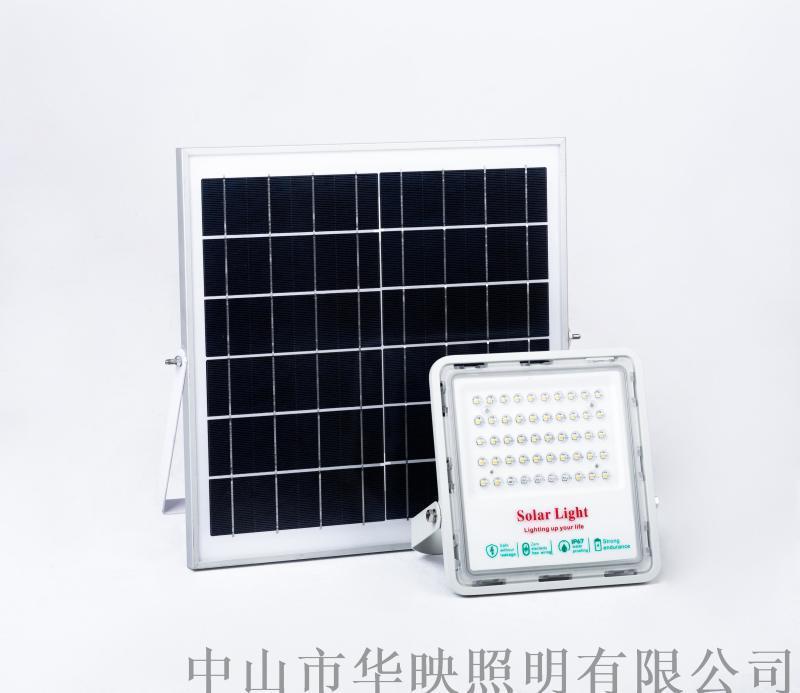 太阳能LED投光灯探照灯泛光灯户外照明道路灯足瓦高200W