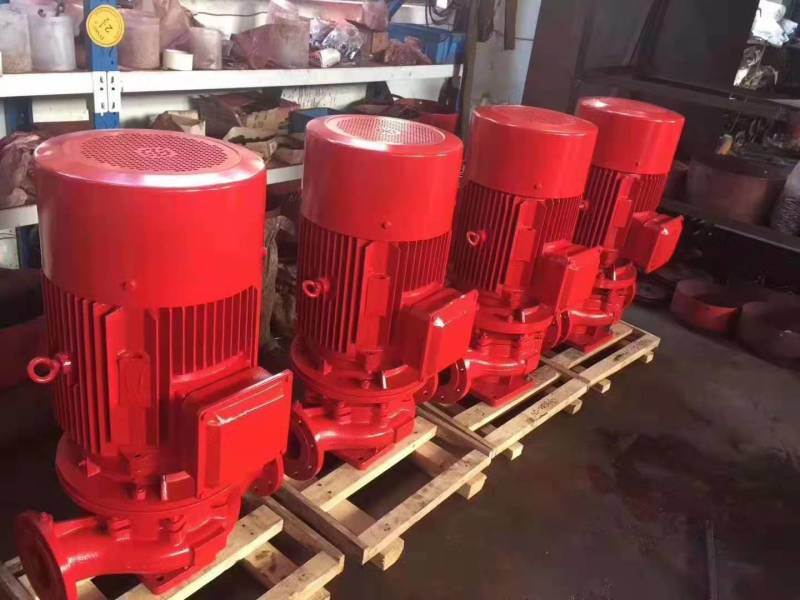 XBD-L型立式消防泵 全系列消防喷淋水泵机组