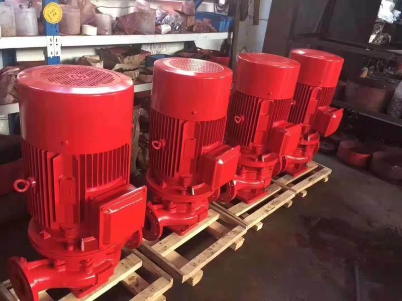 XBD-L型立式消防泵 全系列消防噴淋水泵機組