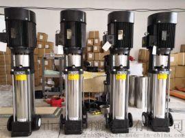 十五15吨蒸汽锅炉QDLN不锈钢立式多级补给水泵
