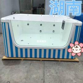 儿童游泳浴缸 婴儿游泳池商用 婴儿游泳馆设备
