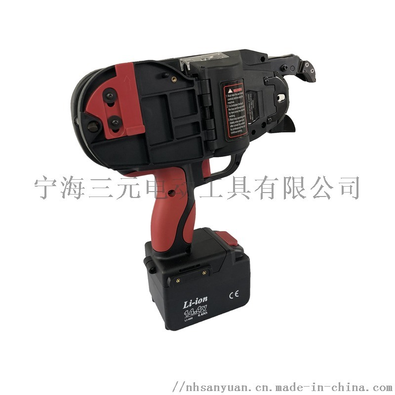 14.4V**电池九威全自动钢筋捆扎机RT450