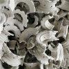 尾氣制酸吸收塔陶瓷矩鞍環填料瓷質鞍形環填料大量現貨