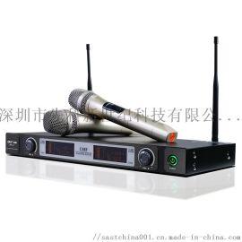 先科OK-22无线话筒 卡拉OK专业无线麦厂家直销
