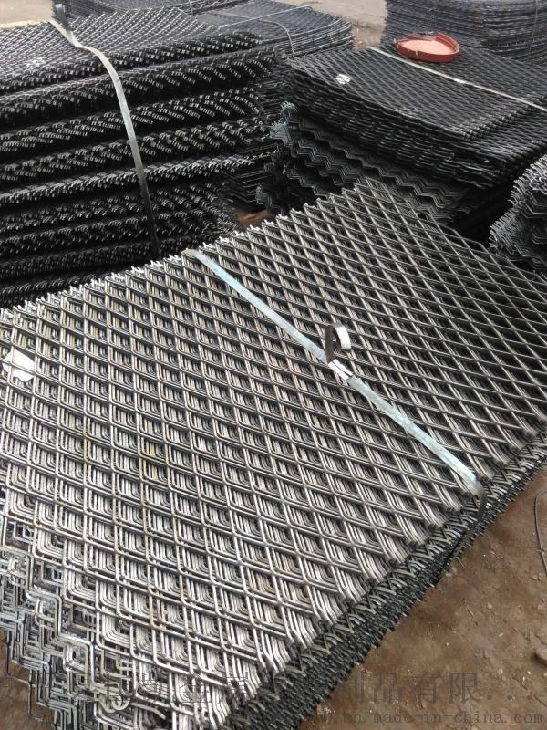低炭菱形建築網片 工人腳踏網 鋼芭片