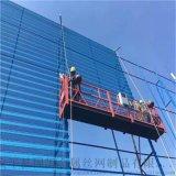 蓝网防风抑尘网 防尘网的成型厚度