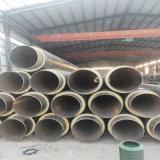 聚氨酯泡沫直埋管 聚氨酯无缝钢管保温管生产厂家
