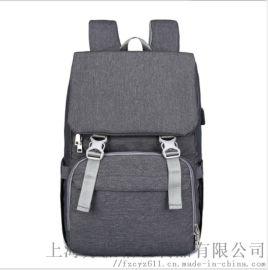 厂家直销批发定做双肩妈咪包多功能时尚妈咪包