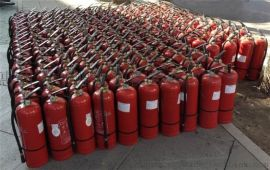 灭火器维护充装七氟丙烷充装维护二氧化碳维护充装