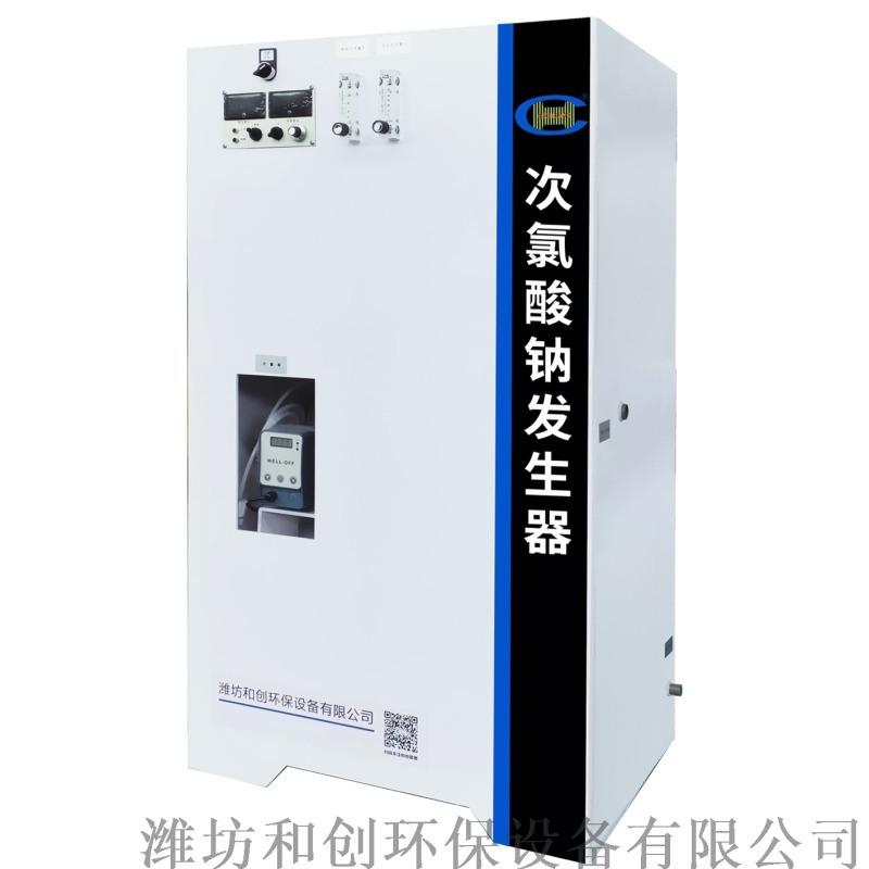 農村飲水消毒設備/電解鹽飲用水次氯酸鈉發生器