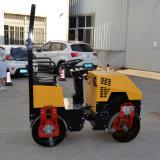 双钢轮压路机 厂家直销 路面3吨液压式压路机