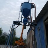 礦粉裝車氣力輸送機 自吸式粉料裝車設備 抽料機