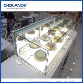 供应【CHOLANOR】精品咖啡店甜品展示柜