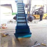 雙環鏈埋刮板機 鑄石板刮板輸送機qc