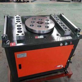 建筑钢筋折弯机 GW45型液压数控钢筋弯曲弯箍机