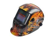 太阳能大视窗自动变光电焊头盔