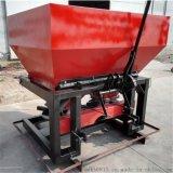 新型撒肥機 懸掛式施肥器 揚肥器 大型撒肥料機子