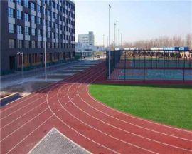 江阴13mm全塑型塑胶跑道室外硅pu篮球场建设单位