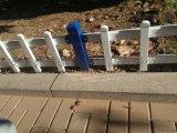道路邊草坪護欄廠家 花池鋅鋼管圍欄噴塑