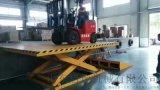 立体仓储剪叉固定升降台垂直升降货梯抚州市供应
