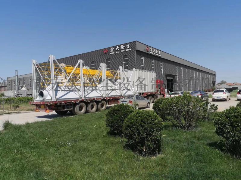 PPC气箱除尘器-矿山石料厂脉冲分室清灰袋式除尘器