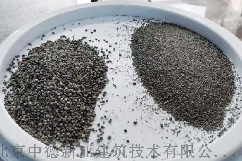 金属骨料防静电不发火耐磨材料