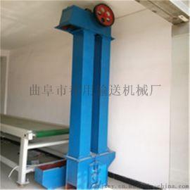 垂直输送机 定制翻斗式上料机 LJXY 不锈钢斗式
