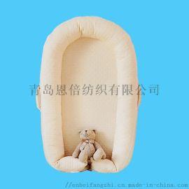 婴儿床垫纯棉婴儿床品**床中床