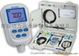 水质PH便携式多参数测量仪