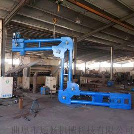 推送矿粉入仓用管链输送机垂直水平式Z型管链送料机