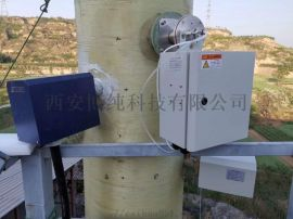 高炉**脱**烟气污染物排放在线监测系统