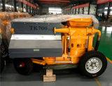 陕西西安TK700型湿喷机护坡小型湿喷机市场价格