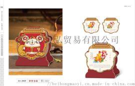 南昌台挂历厂家专业定制202年鼠年台挂历免费设计
