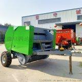 麦秸捡拾打捆机厂家,圆草捆水稻压捆机