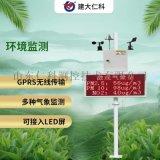 环境监测噪声扬尘监测站