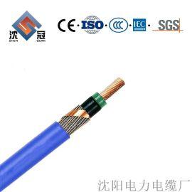 耐高温屏蔽矿用防火电缆