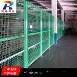 福建安全警示圍欄-倉庫鐵絲防護網