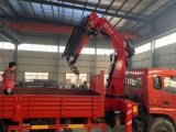 杰龙8吨10吨单桥自卸随车吊可按揭柳州