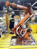 那智机器人平衡缸轴承更换