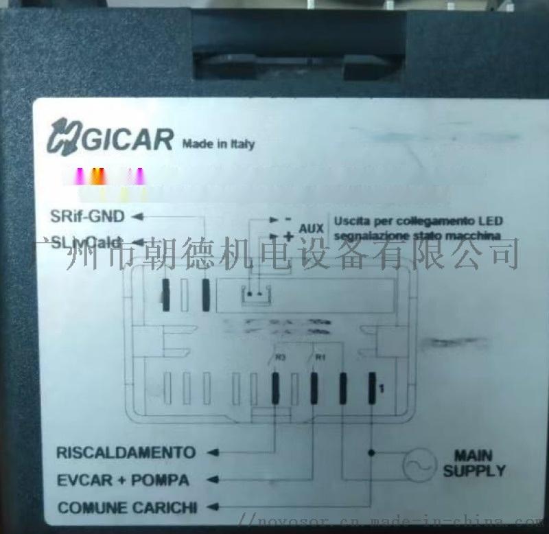 GICAR數顯表9.1.41.11G00