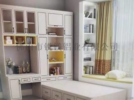 直销欧式 全铝书柜 铝合金鞋柜家具定制