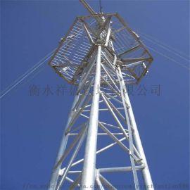 本公司供应气象观测塔,测风塔,单管塔,仿生树