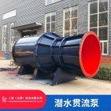 广东汕尾1400QGB-380KW潜水贯流泵选型