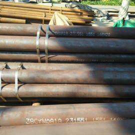 西寧38鉻鉬鋁無縫管121*10