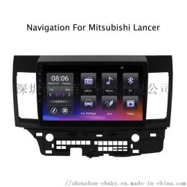 车载GPS导航适用于三菱蓝瑟