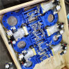 氣動耐用刀閘閥陶瓷定製刀閘閥雙面耐磨插板閥