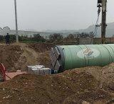 一體化污水泵站成套設備整體安裝