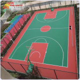 室外塑胶篮球场施工-室外网球场施工-杭州宝力体育